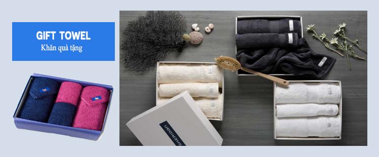 công ty sản xuất khăn quà tặng