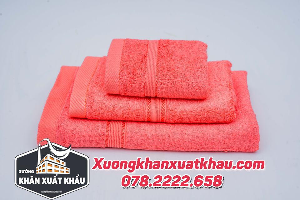 quà tặng khăn tắm
